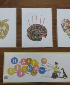 Carte Rifle Paper Co Birthday Cake