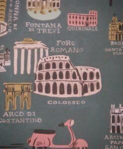 Affiche Rifle Paper Rome