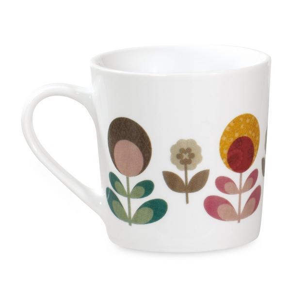 Mug Mini Labo fleurs