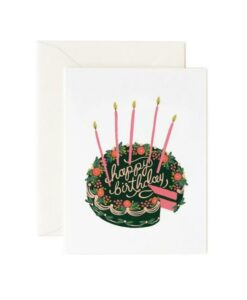 Carte Rifle Paper Co Birthday Cake
