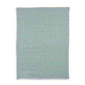 essuie mains bleu en coton Mr et Mrs Clynk-CLY TM03
