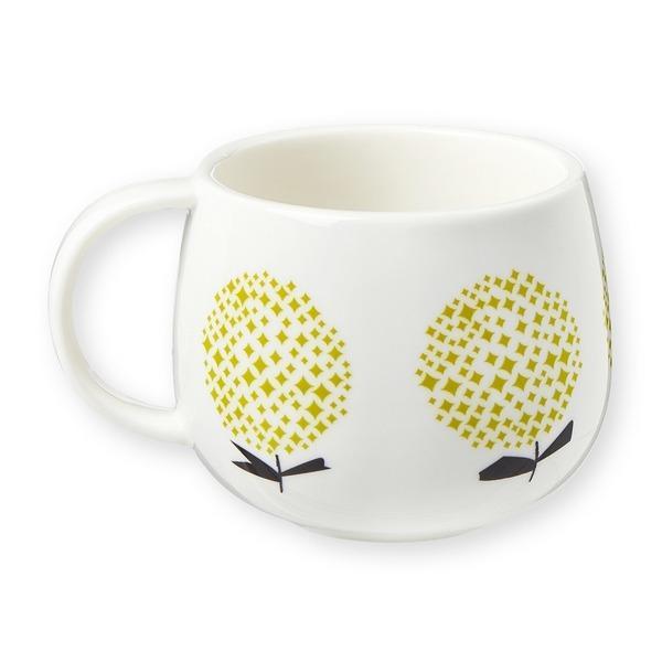 mug mr et mrs clynk fleurs jaunes pastel shop. Black Bedroom Furniture Sets. Home Design Ideas