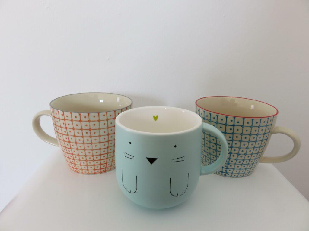 tasses et mugs design