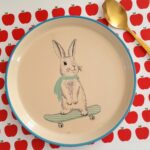 assiette bloomingvillemini rabbit
