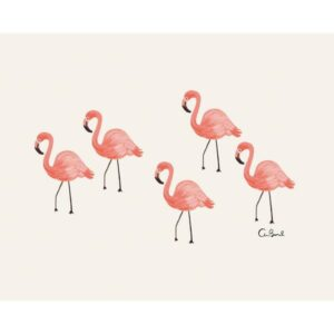 Rifle Paper Co flamant rose