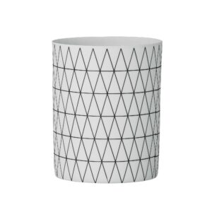 Photphore triangles noir et blanc Bloomingville 27200064
