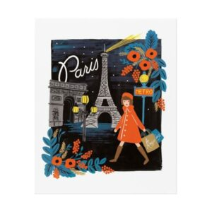 PARIS Rifle Paper