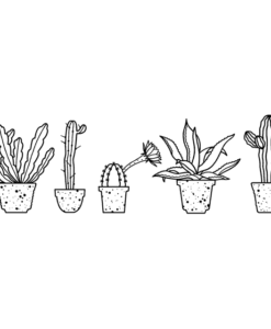 Tote bag Botanic Audrey Jeanne