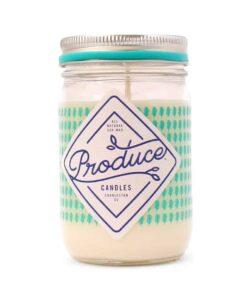 Bougie Produce Candles au Kale