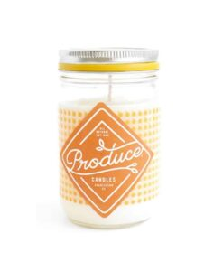 Bougie pêche Produce Candles
