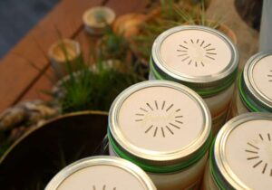bougies parfumées Produce Candles