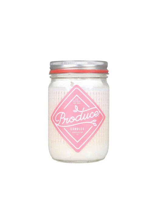 Bougie rhubarbe Produce Candles