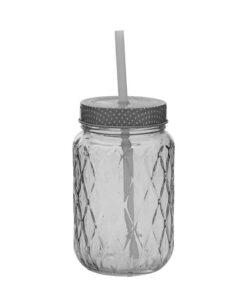 mason jar paille bloomingville