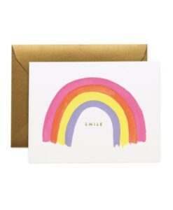 Carte Arc en ciel Rifle Paper Co