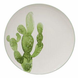 Assiette Bloomingville Jade Green (25cm)
