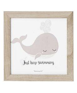 cadre bloomingville mini baleine 50166672