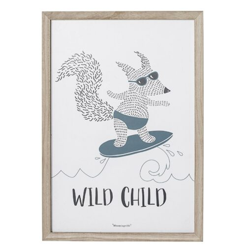 Cadre Bloomingville Mini Wild Child