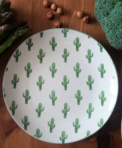 Assiette Cactus Bloomingville (20 cm)