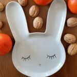 assiette lapin bloomingville bunny