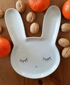 Assiette lapin Bloomingville Mini