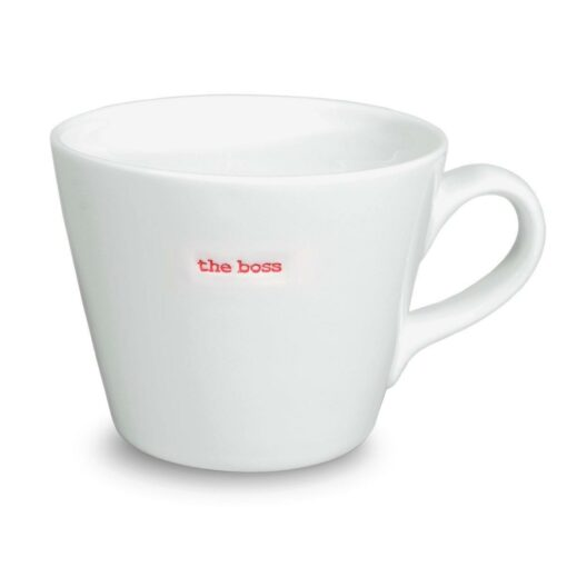 Mug Keith Brymer Jones The boss