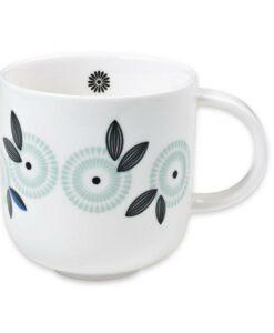 mug vintage mr&mrs clynk bleu CLYT514