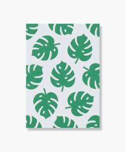 carte monstera Audrey Jeanne