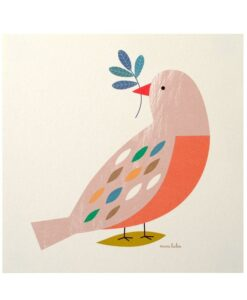 Affiche Mini Labo oiseau