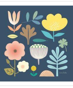 Affiche Botanique Mini Labo