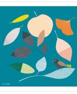 Affiche Mini Labo Cueillette