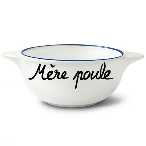 Bol breton Pied de Poule Mère Poule