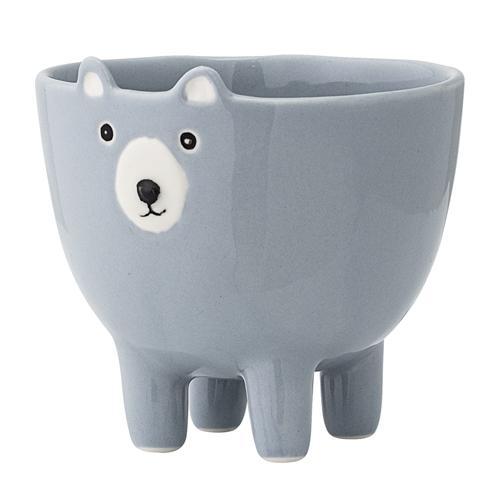 cache pot bleu bloomingville pastel shop. Black Bedroom Furniture Sets. Home Design Ideas