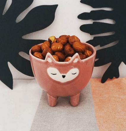 Cache-pot rose Bloomingville