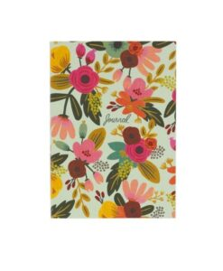 Cahier Rifle Paper Co Mint Floral