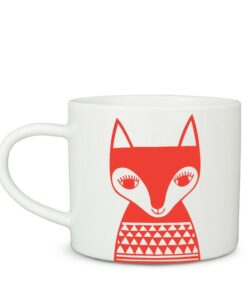 Mug Red Fox Jane Foster