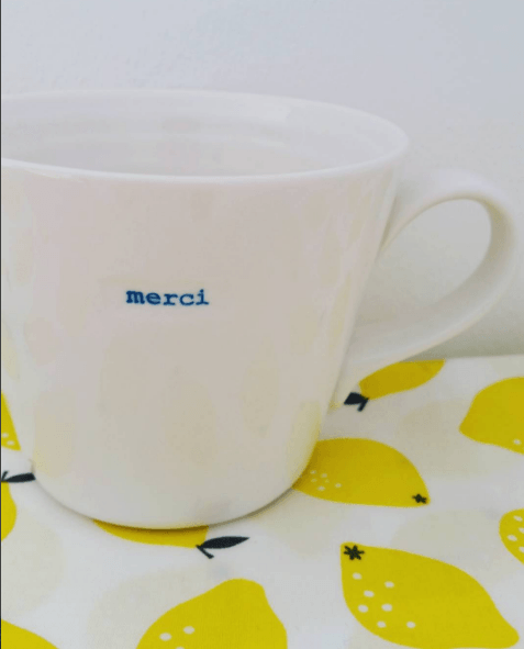 Mug Keith Brymer Jones Merci