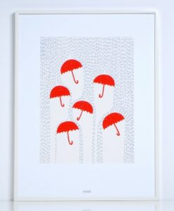 Affiche Après la pluie Season Paper