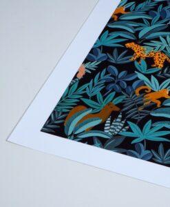 Affiche Animalia Season Paper A4 / A3
