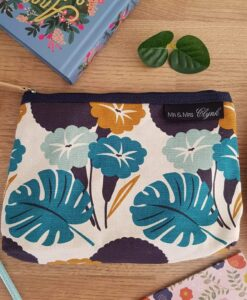 Trousse monstera Mr et Mrs Clynk