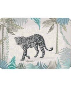 Carte postale Jungle Léo Minimel