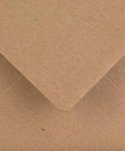 Enveloppe Kraft en papier recyclé