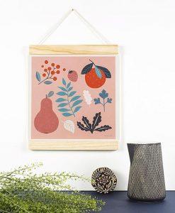 Affiche Mini Labo Herbier