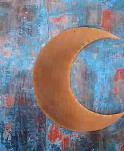 Grande Lune dorée Delphine Plisson