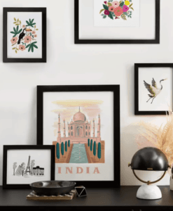 Affiche Rifle Paper Co India