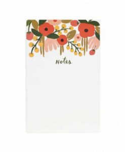 Bloc-notes Rifle Paper Co Garden