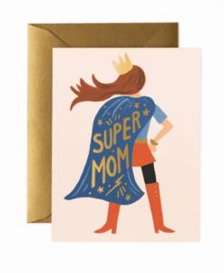 Carte Rifle Paper Co Supermom