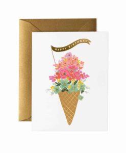 Carte Rifle Paper Co Ice-cream