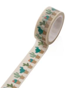 Masking tape Cactus