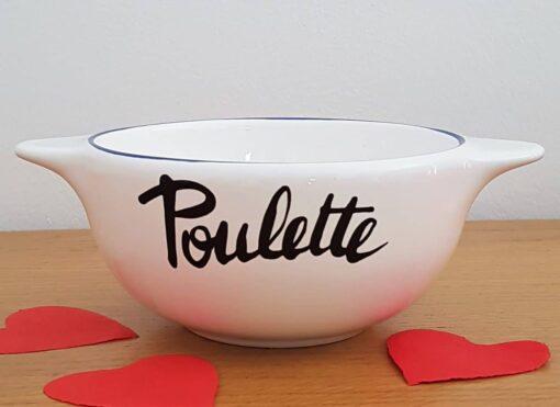 Bol breton Poulette Pied de Poule