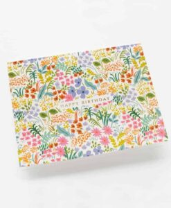 Carte anniversaire Rifle Paper Co Prairie